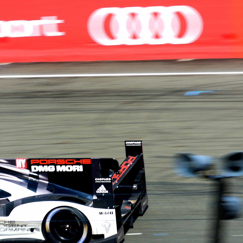 18eme Victoire de Porsche au 24h du mans